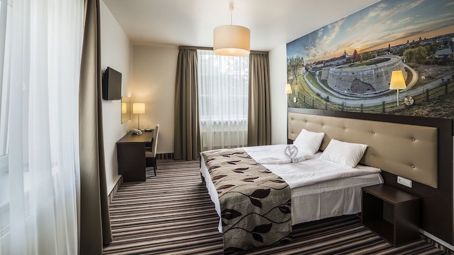 Vilnius City Hotel, Deluxe rooms. Save 10% and bvook Your room directly.